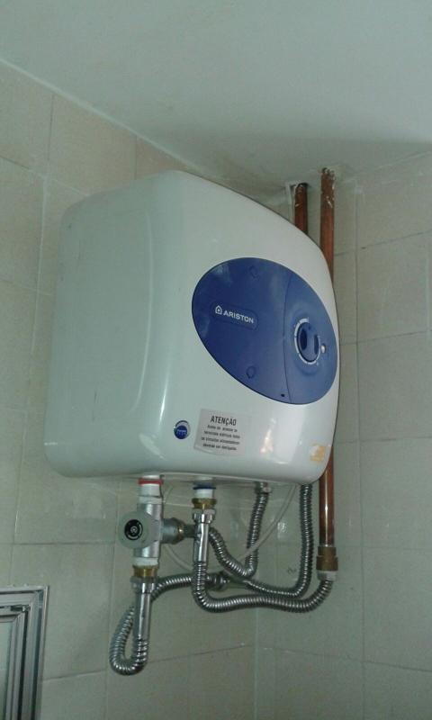 Boiler eletrico preço